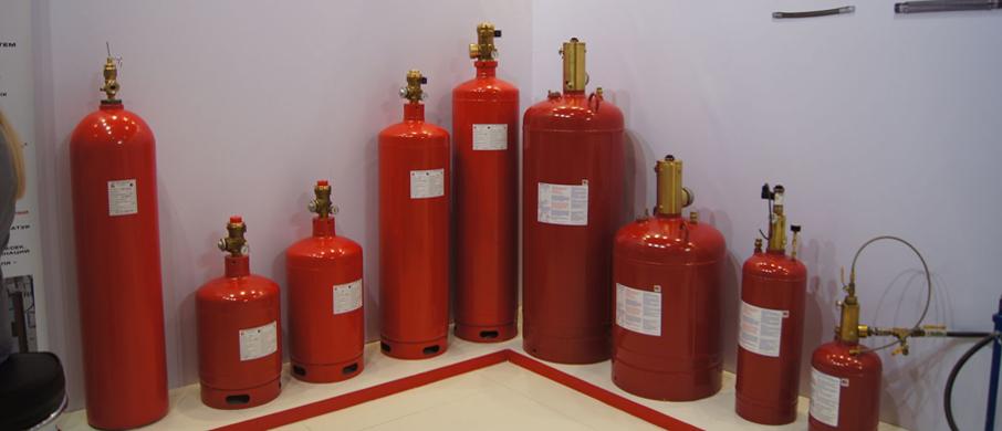 огнетушащие составы применяемые в установках пожаротушения